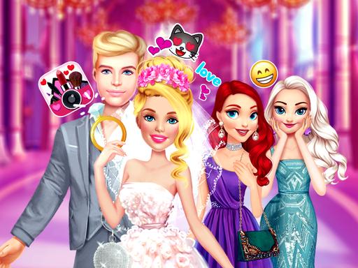Ellie Wedding Fun