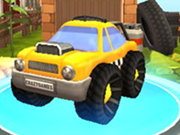 Cartoon Hot Racer 3D